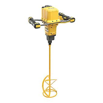 DeWALT DCD240X2-GB 54V XR FLEX VOLT Paddle Mixer 2x 9.0 Batts