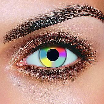 Multi-Coloured Contact Lenses (Pair)