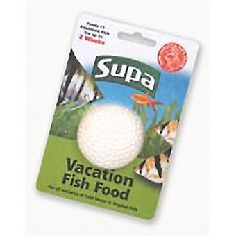 Supa Fish Food Vacation