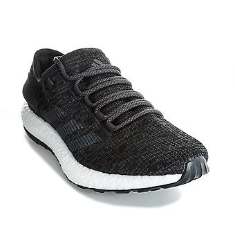 adidas performance Mens Pure Boost Running Trainers in Black