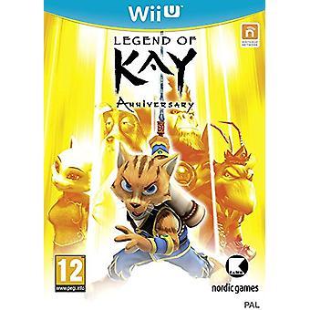 Legend of Kay Jubiläum (Nintendo Wii U)