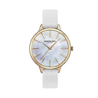Kenneth Cole New York kvinders wrist watch analog quartz læder KC15056001