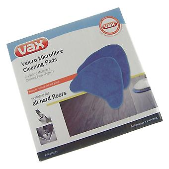 VAX S2S / S6S serie Velcro microfiber Cleaning Pads (Type 1)