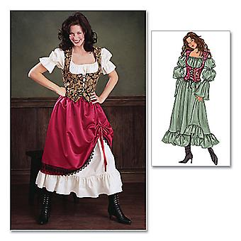 Misses'/Misses' Petite Costume-6-8-10 -*SEWING PATTERN*