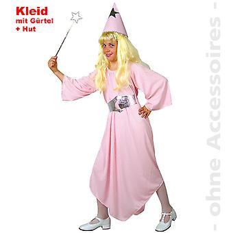 Fee Kostüm Zauberfee Kinder Zauberin Elfe Kinderkostüm