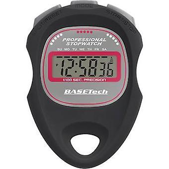 Basetech WT-034 Digital stopwatch Black