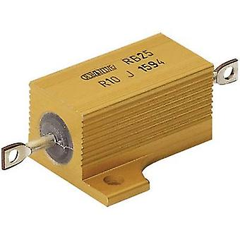 ATE Electronics RB25/ High power resistor 0.33 Ω Axial lead 25 W 5 % 1 pc(s)