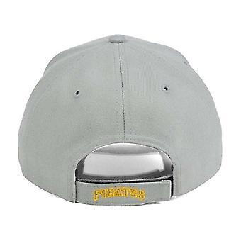 Pittsburgh Pirates MLB 47 Brand Gray Pop Adjustable Hat