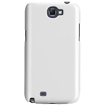Case-Mate Barely There Case for Samsung Galaxy Note 2 (White)