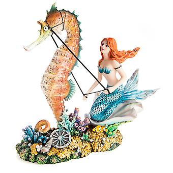 Mermaid with Seahorse