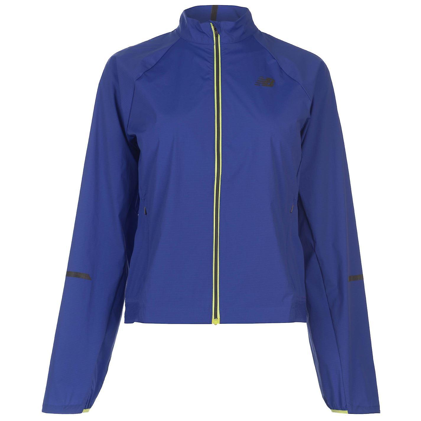 New Balance précision femmes Jacket Performance manteau Top