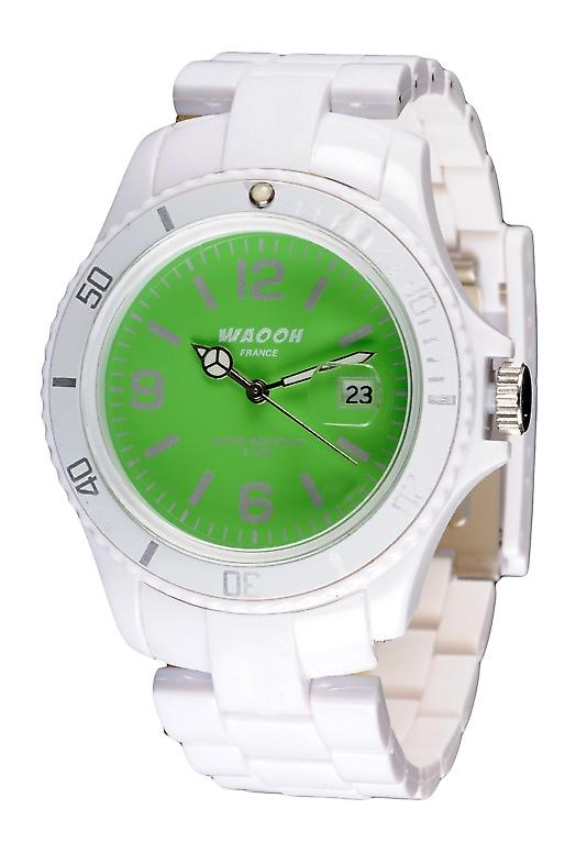 Waooh - Watches - Milano 42 White Dial Color