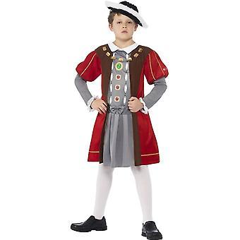 Straszne historie Henryka VIII kostium, duży 10-12 lat