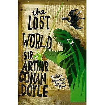 Den forsvundne verden af Arthur Conan Doyle - 9780755338849 bog