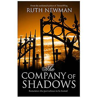 The Company of Shadows by Ruth Newman - 9781847398796 Book