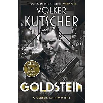 Goldstein by Volker Kutscher - 9781912240128 Book