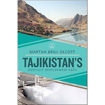 Tadzjikistans svårt utvecklingsväg av Martha Brill Olcott - 9780