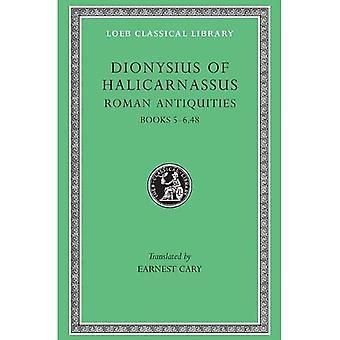 Roman Antiquities: v.3: Vol 3 (Loeb Classical Library)