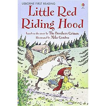 Little Red Riding Hood: Level 4 (First Reading)