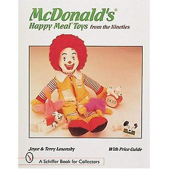 McDonald ' s pasto felice giocattoli da NINET (Schiffer libro per collezionisti)
