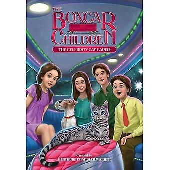 The Celebrity Cat Caper (Boxcar Children Mysteries)