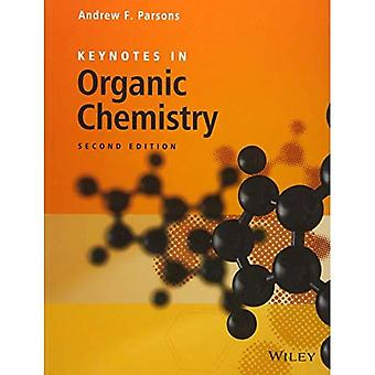 Keynotes i organisk kjemi