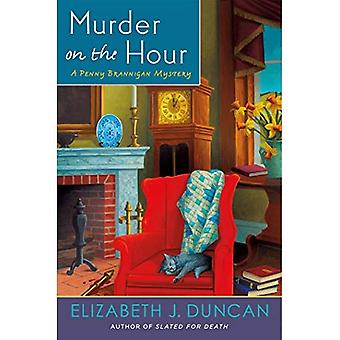 Murder on the Hour (Penny Brannigan Mysteries)