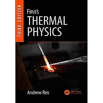 Finn's Thermal Physics, Third Edition (Paperback)