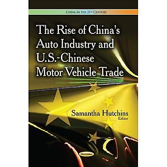 Rise of China's Auto Industry & U.S.-Chinese Motor Vehicle Trade (China in the 21st Century)