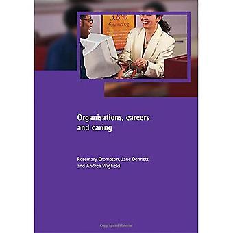 Organisations, carrières et entretien
