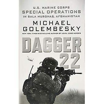Dolk 22: US Marine Corps Special Operations i Bala Murghab, Afghanistan