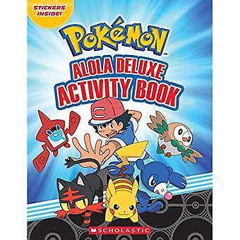 Pokemon: Alola Deluxe Activity Book (Pokemon)