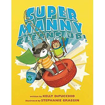 Super Manny Cleans Up! (Super Manny)