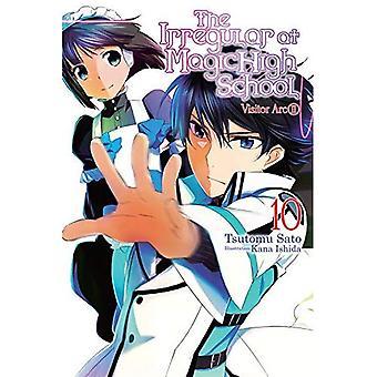 The Irregular at Magic High School, Vol. 10 (light novel)