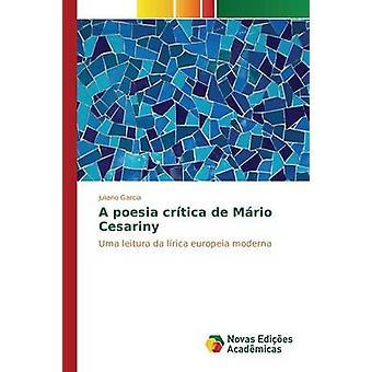 Un de crtica de poesia Mrio Cesariny par Garcia Juliano
