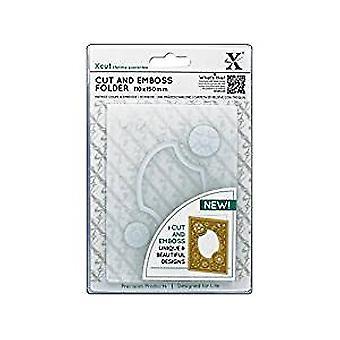 Docrafts Xcut Steampunk Cogs Cut & Emboss dossier (XCU 503812)