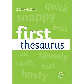 First Thesaurus - 9780721711423 Book