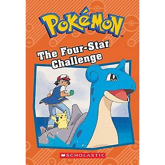 The Four-Star Challenge by Howie Dewin - 9781338175738 Book