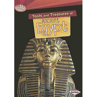 Tools and Treasures of Ancient Egypt by Matt Doeden - 9781467723817 B