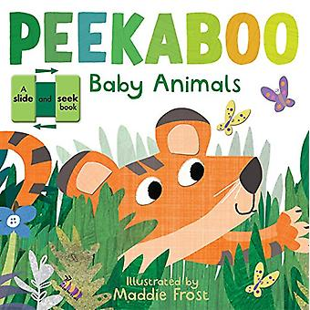 Peekaboo Baby Animals by Tiger Tales - Maddie Frost - 9781680105148 B
