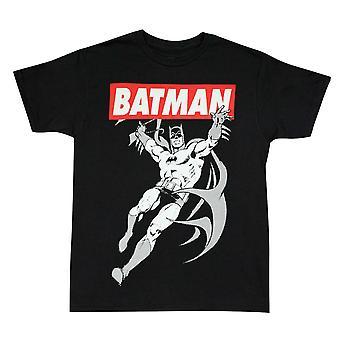 Batman jeugd sprong jongens T-shirt