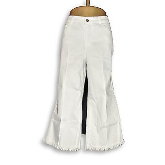 Femmes avec Control Women-apos;s Petite Jeans My Wonder Denim White A350922