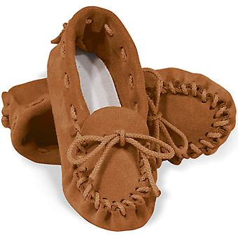 Native Heritage Moccasin Kits Toast Adult 10 11 4601 04