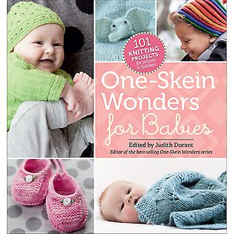 Storey Publishing-One-Skein Wonders For Babies STO-24803