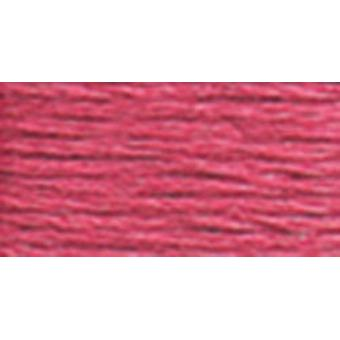 Dmc Pearl Cotton Skeins Size 3  16.4 Yards Rose 115 3 335