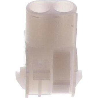 Socket enclosure - cable Universal-MATE-N-LOK Total number of pins 2 TE Connectivity 1-480699-0 1 pc(s)