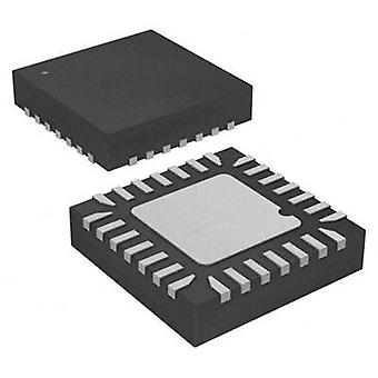 Embedded microcontroller ATMEGA168A-MMH VFQFN 28 (4x4) Microchip Technology 8-Bit 20 MHz I/O number 23