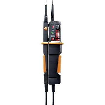Testo 750-1 to Pole spenning Tester,