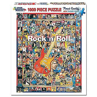 Rock 'n' Roll 1000 piece jigsaw puzzle 760mm x 610mm  (wmp)