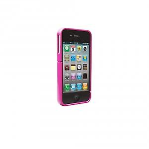 Olo OLO019576 Cumulo Diagonal Case Cover iPhone 4 / 4s pink